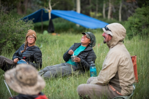 Field Staff as Counselors: Wilderness Therapy 7 Days a Week